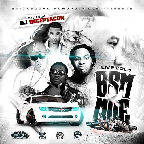 BSM MDE Live - DJ 864