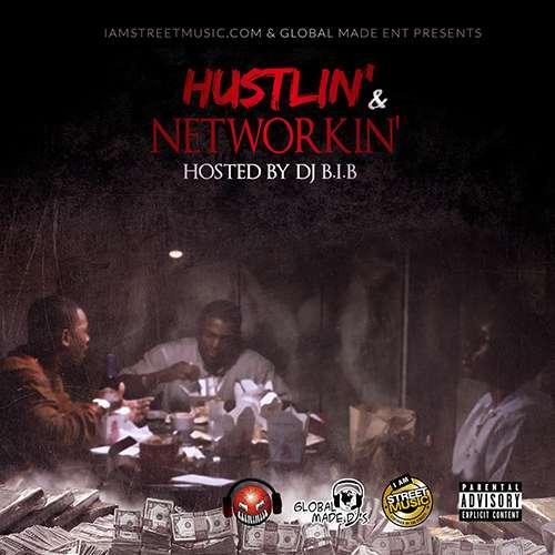 Various Artists - Hustlin' & Networkin'