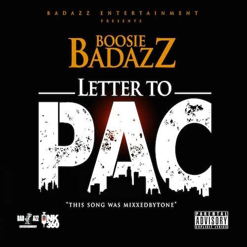 Boosie Badazz - Letter To Pac