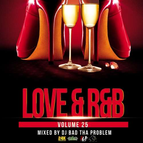 Various Artists - Love & R&B Vol. 25