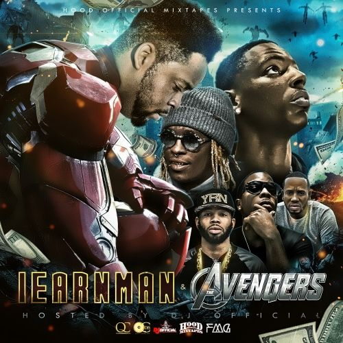 Iearnman and The Avengers - DJ Official