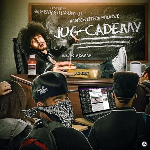 Jugcademy  - D De Niro (3rdy Baby & DJ Young JD )