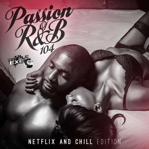 Various Artists - The Passion Of R&B 104