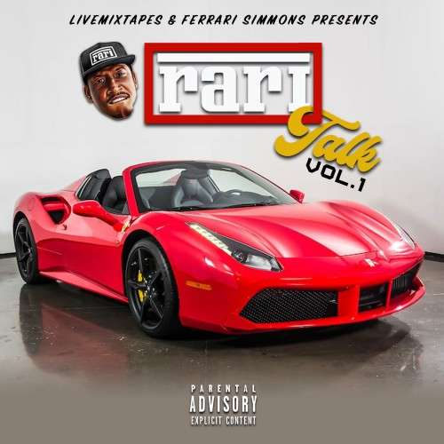 Various Artists - Rari Talk, Vol. 1