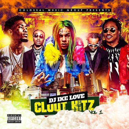 Various Artists - Clout Hitz