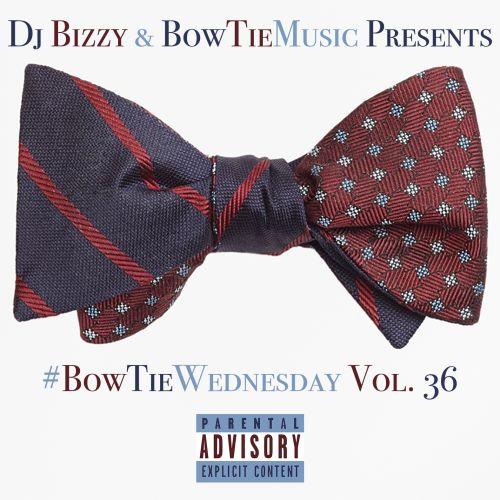 #BowTieWednesday 36 - DJ Bizzy, DJ Cunta