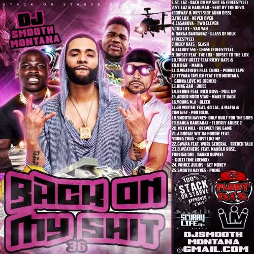 Various Artists - Back On My Shit 36