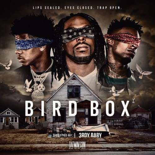 Various Artists - Bird Box (Lips Sealed. Eyes Closed. Trap Open)