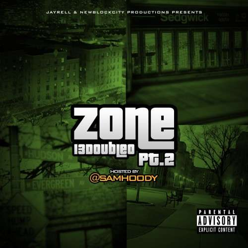 Various Artists - Zone 13Double0 Pt. 2