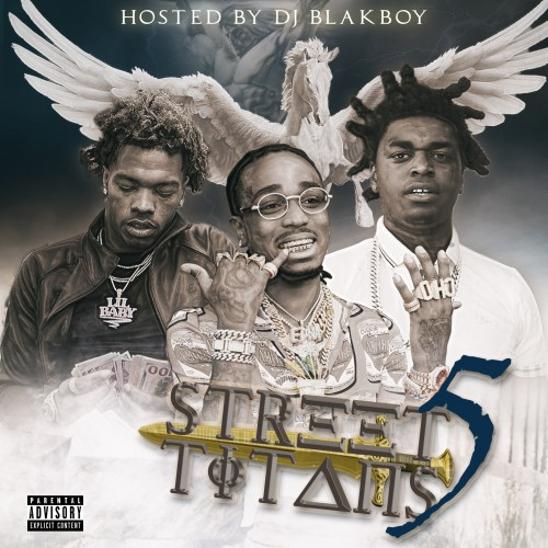 Street Titans 5 - DJ Blakboy