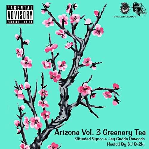 Situated Synco & Jay Gudda Davooch - Arizona Vol.3 Greenery Tea