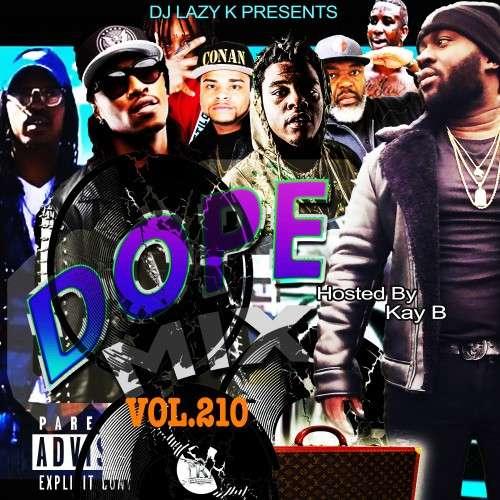 Various Artists - Dope Mix 210