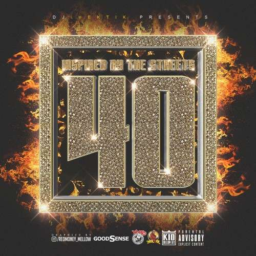 Various Artists - Inspired By The Streets 40