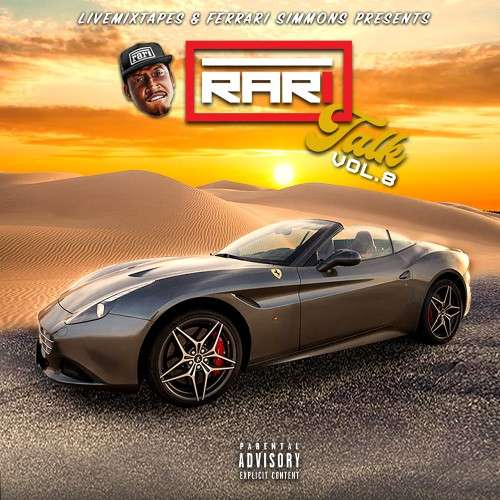 Various Artists - Rari Talk 8