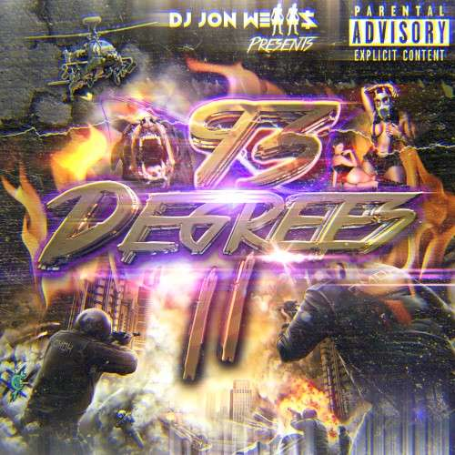 Various Artists - 93 Degrees 11