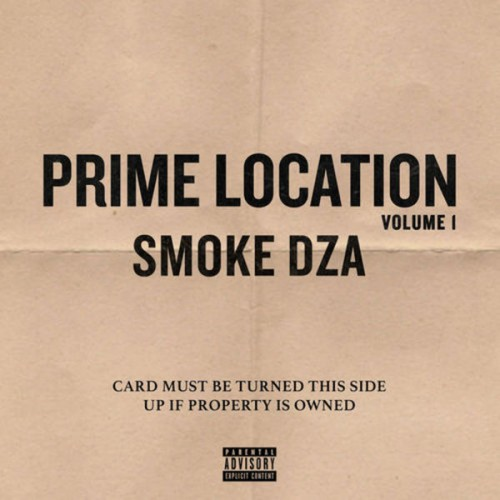 Prime Location Vol. 1 - Smoke DZA