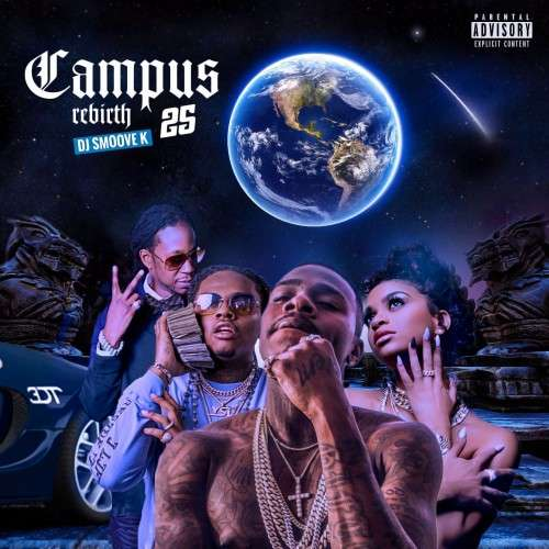 Various Artists - Campus Rebirth 25