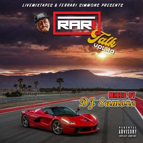 Various Artists - Rari Talk 10