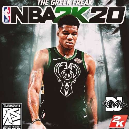 Various Artists - NBA 2K20: The Greek Freak Edition