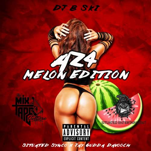 Situated Synco x Jay Gudda Davooch - AZ4 Melon Edition