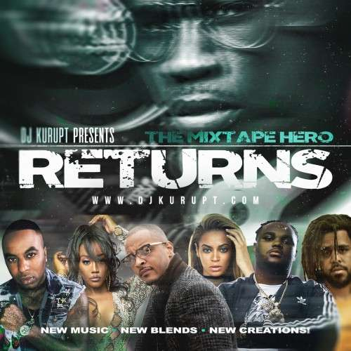 Various Artists - The Mixtape Hero Returns
