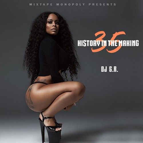 History In The Making 35 - DJ S.R., Mixtape Monopoly