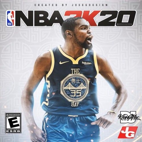 NBA 2K20: Kevin Durant Edition - DJ Kenny Mac