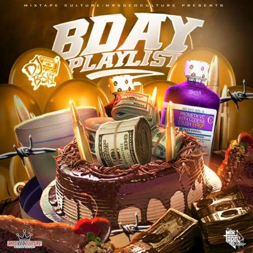 Various Artists - DJ B-Ski's Birthday Playlist