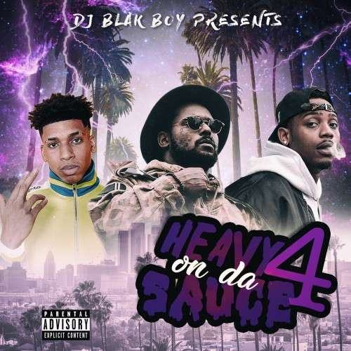 Various Artists - Heavy On Da Sauce 4