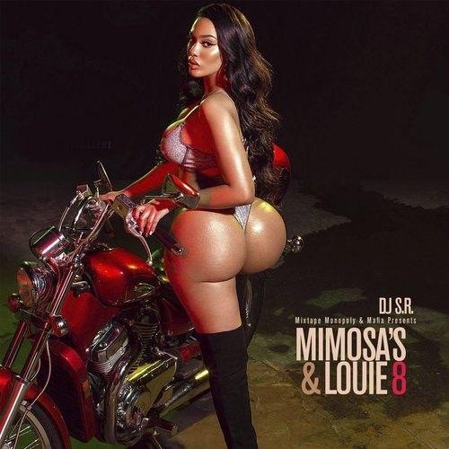 Mimosa's & Louie 8 - DJ S.R., Mixtape Monopoly