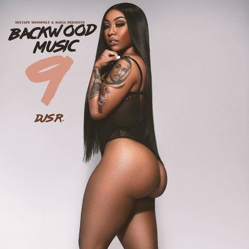 Backwood Music 9 - DJ S.R., Mixtape Monopoly