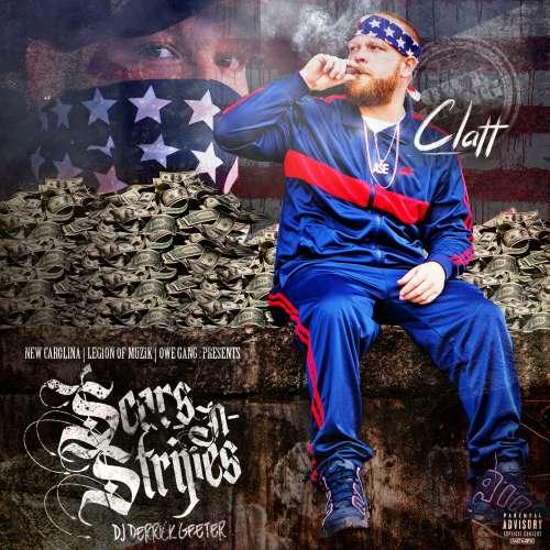 Clatt - Scars N Stripes