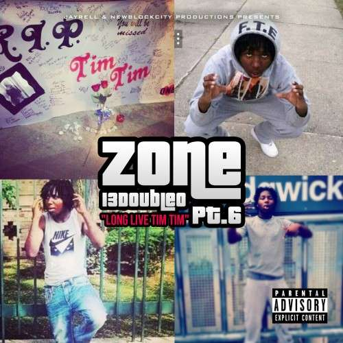 Various Artists - Zone 13Double0 Pt. 6