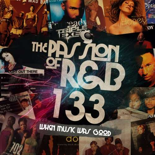 Various Artists - The Passion Of R&B 133