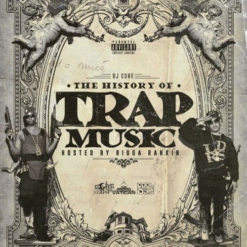 The History of Trap Music - Bigga Rankin, DJ Cube
