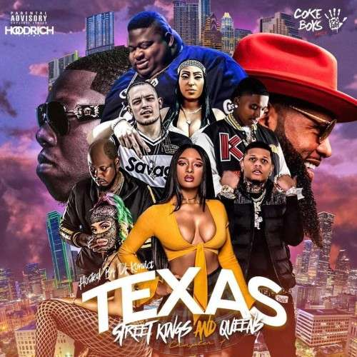 Various Artists - Texas Street Kings & Queens