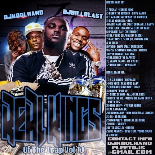 Real Kings Of The Trap 10 - DJ Koolhand
