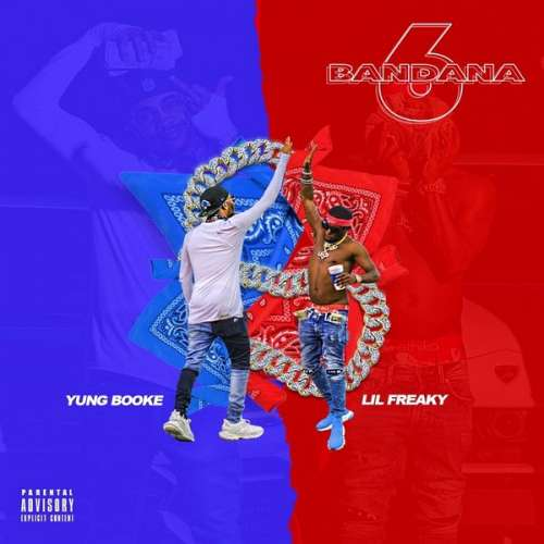 Yung Booke & Lil Freaky - Bandana 6 Two