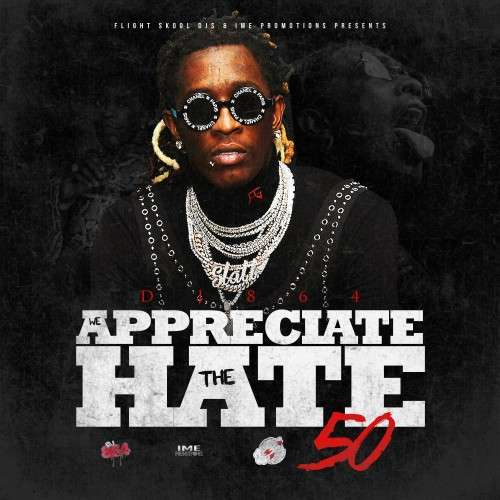 Various Artists - We Appreciate The Hate 50