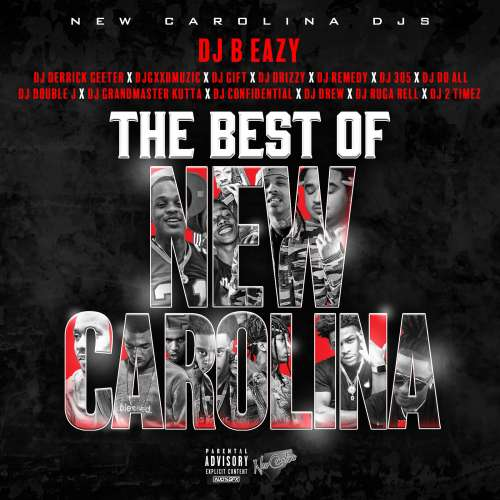 Various Artists - The Best Of New Carolina