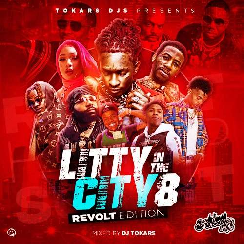 Various Artists - Litty In The City 8 (Revolt Edition)