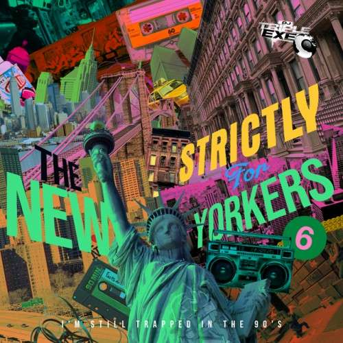 Various Artists - Strictly For The New Yorkers 6