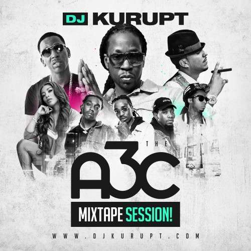 Various Artists - The A3C Mixtape Session A
