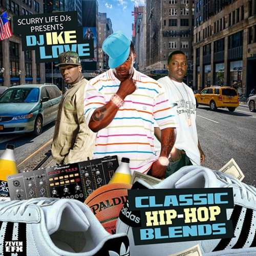 Various Artists - Classic Hip-Hop Blends
