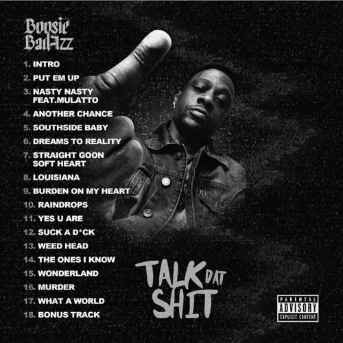 Talk Dat Shit - Boosie Badazz