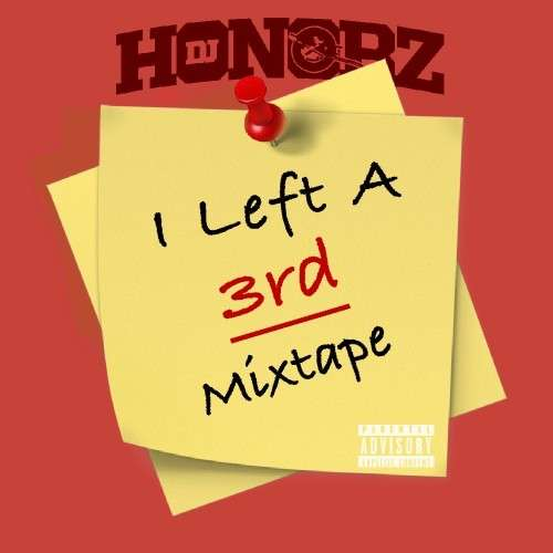 Various Artists - I Left A Mixtape 3