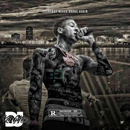 NBA YoungBoy - Hiding Pounds (Jania Diss)