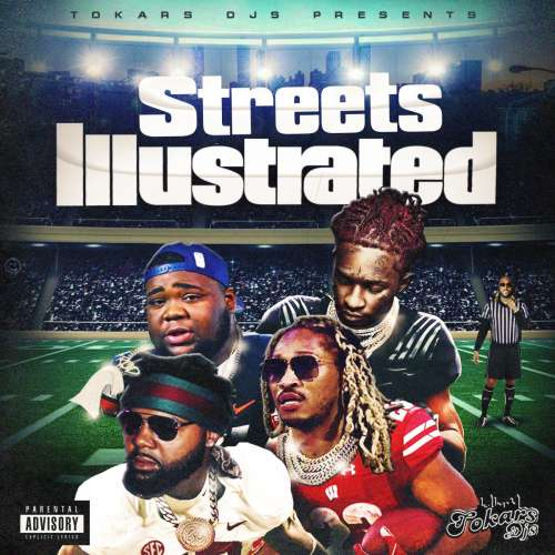 Various Artists - Streets Illustrated