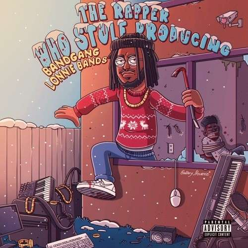 Bandgang Lonnie Bands - The Rapper Who Stole Producing