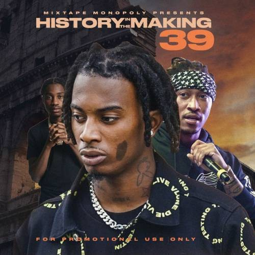 History In The Making 39 - DJ S.R., Mixtape Monopoly